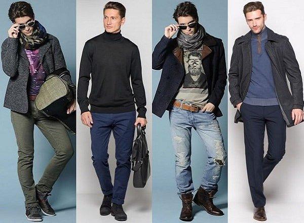 Модная одежда для мужчин в 2016 году