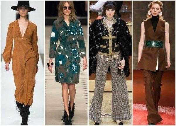 Модные тенденции меняются каждый сезон