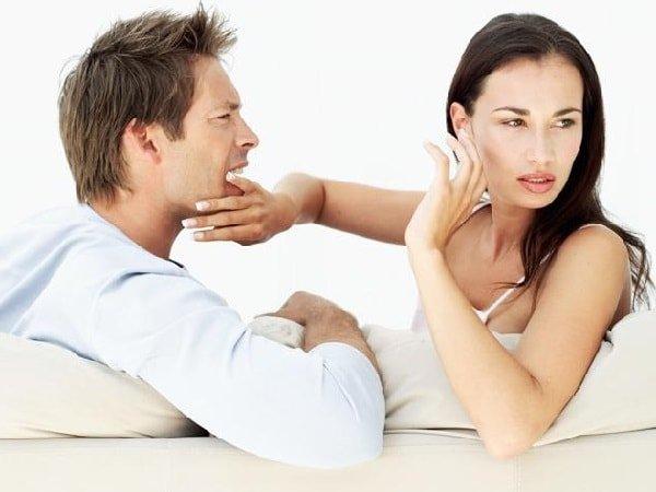 Обман в семейных отношениях разрушает чувства