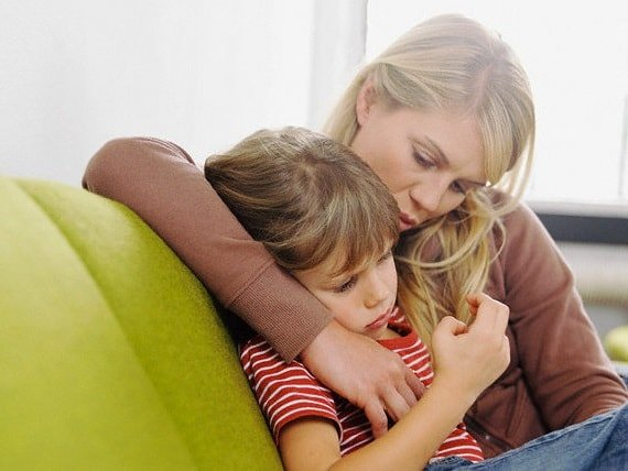 Адаптация ребенка от прошлого брака