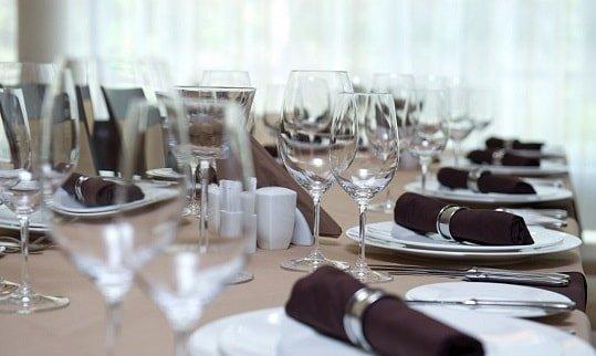 Рестораны Подмосковья ─ великолепные сервис и природа