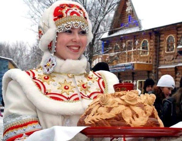 Там русский дух, там Русью пахнет. А.С. Пушкин
