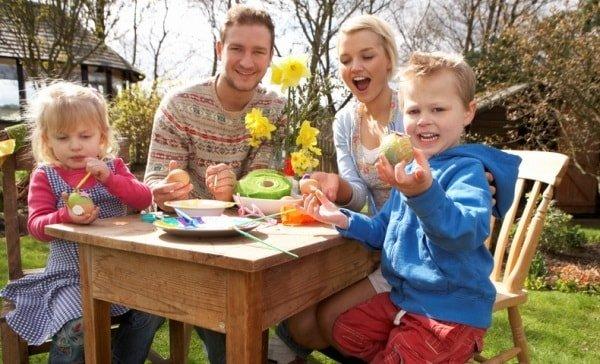 Какие семейные традиции укрепляют семейные отношения?