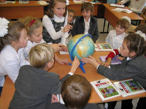 Воспитательная работа с детьми младшего школьного возраста