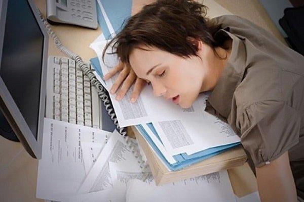 Как бороться с усталостью от работы?