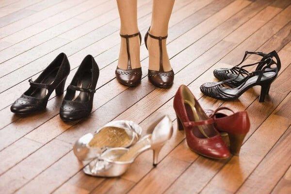 Удобные повседневные туфельки