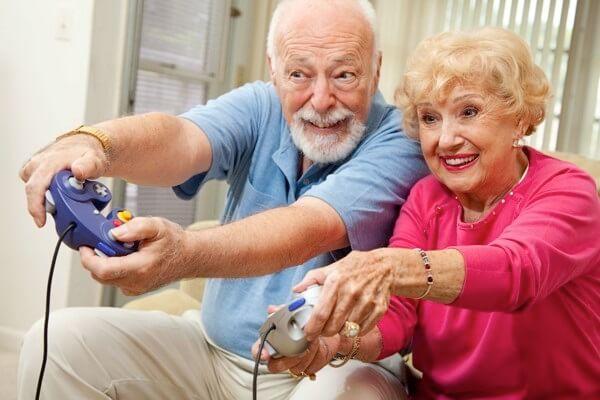Я не боюсь старости