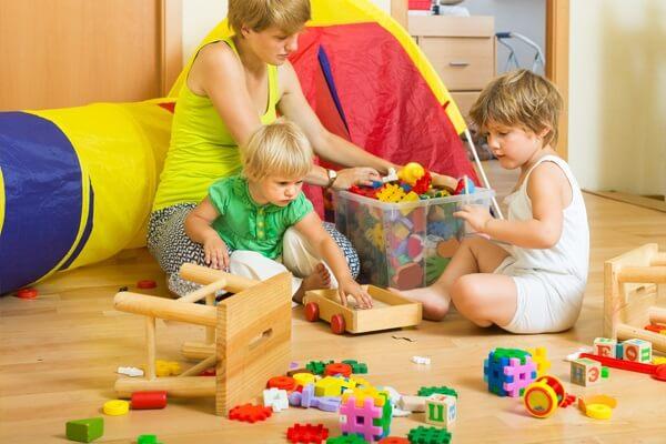 Как научить ребенка ответственности