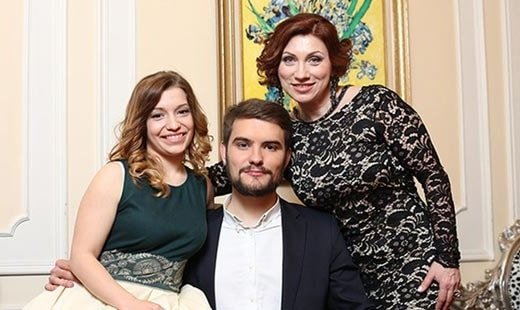 Семья Розы Сябитовой