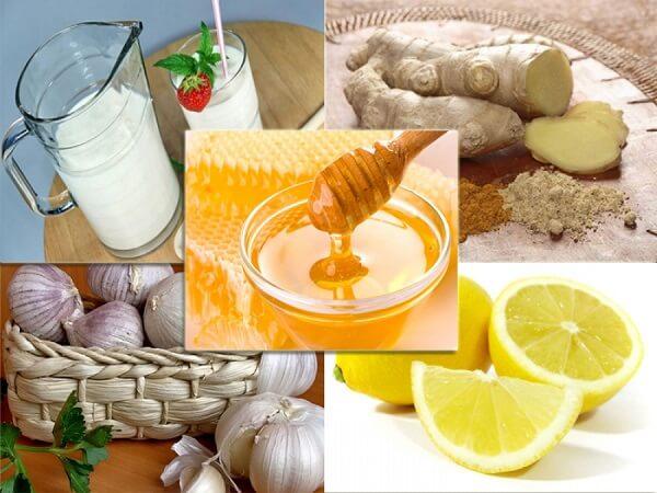 Как укрепить иммунитет ребенка медом, лимоном и чесноком?