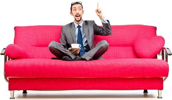 Как встать с дивана и приступить к спортивным упражнениям?