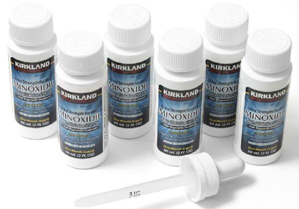 Миноксидил – эффективное средство против выпадения волос