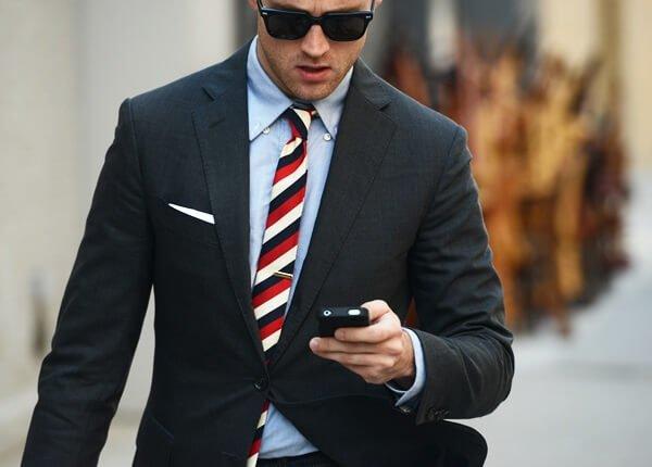 Мужской галстук – виды, как выбирать и как завязывать