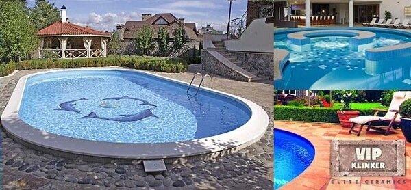 Облицовка бассейна плиткой – всегда актуальное решение