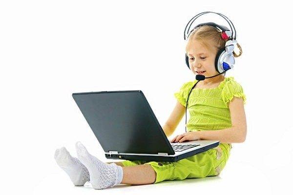 Обучение дошкольника иностранному языку на компьютере