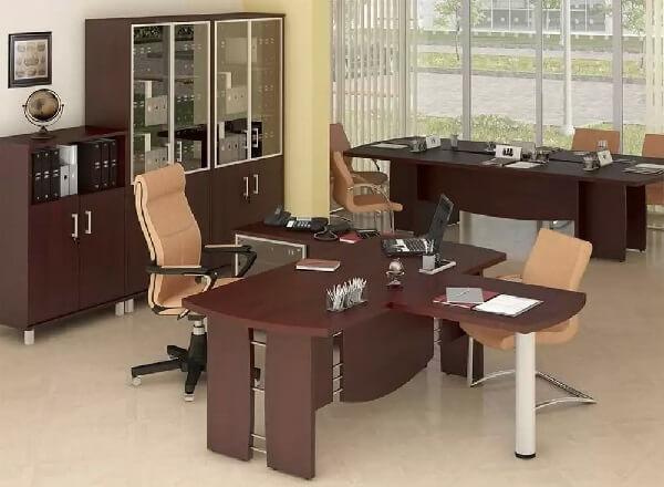 Офисная мебель – достойно и презентабельно