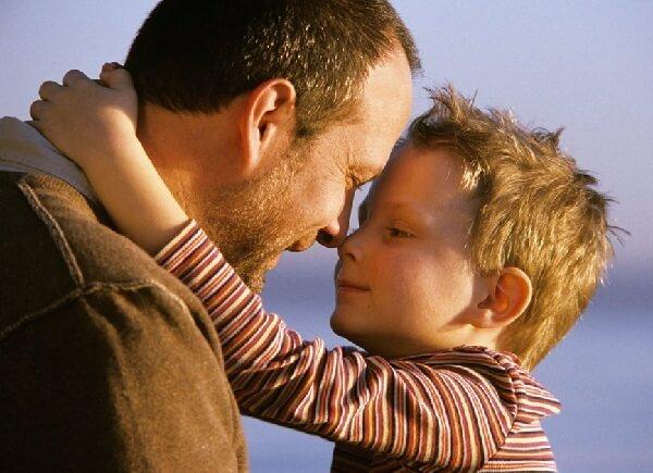 Отцовские чувства к сыну