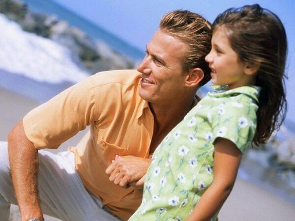 Отцовские чувства к дочери