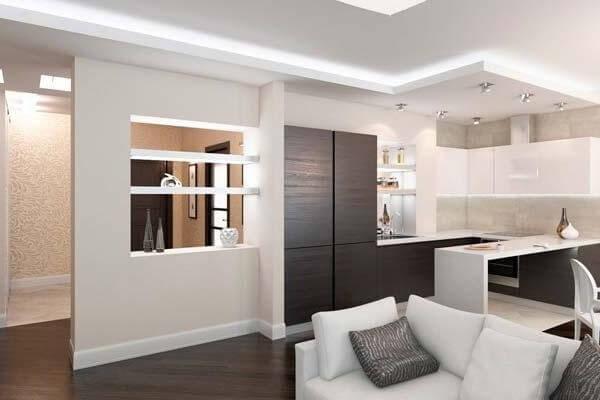 Перегородки в квартире – материалы и устройство