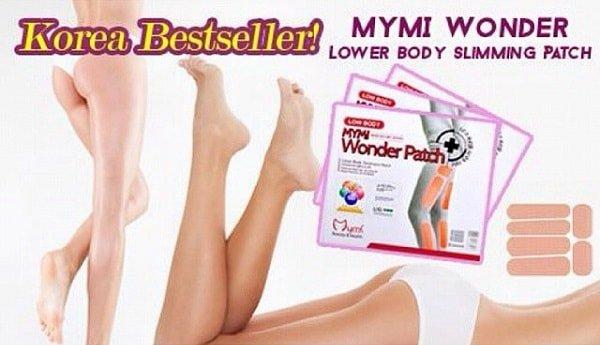 Пластырь для похудения Mymi Wonder Patch помогает или нет?