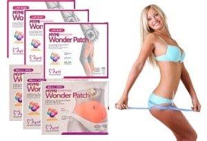 Пластырь для похудения Mymi Wonder Patch отзывы