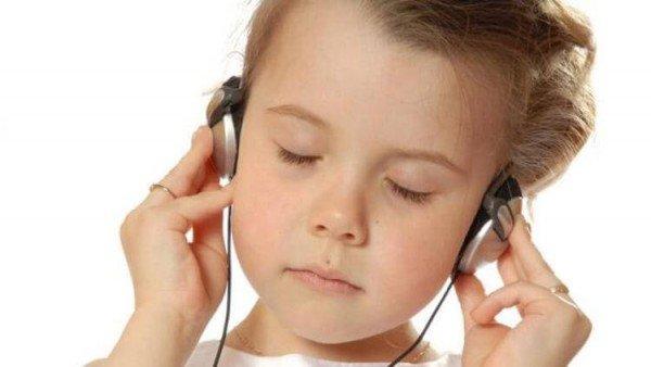 Положительное влияние музыки на ребенка