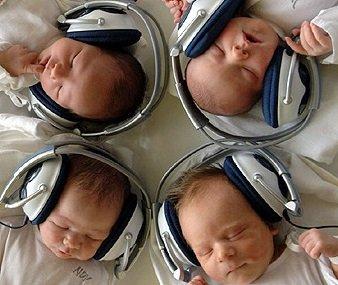 Какую музыку должны слушать маленькие дети?