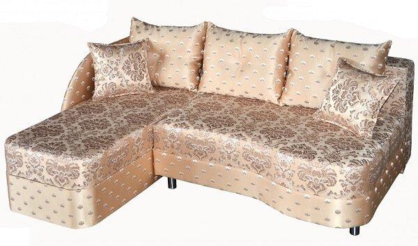 Преимущества угловых диванов для маленьких квартир