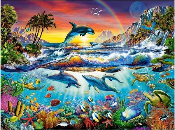 Рай природы