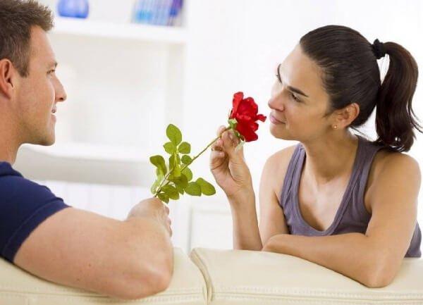 Разговор с женатым любовником ни о чем