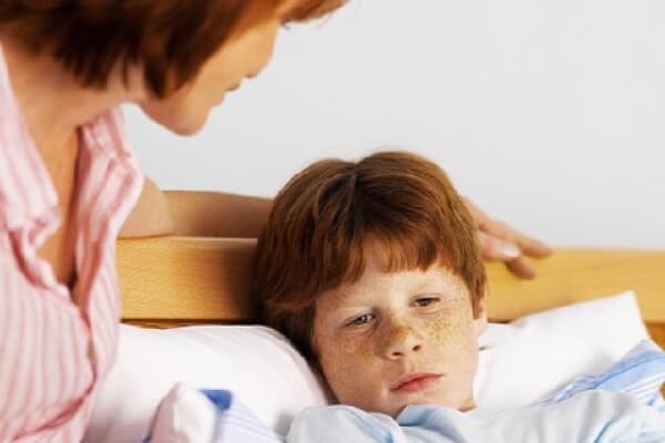 Ребенок притворяется больным или правда заболел?