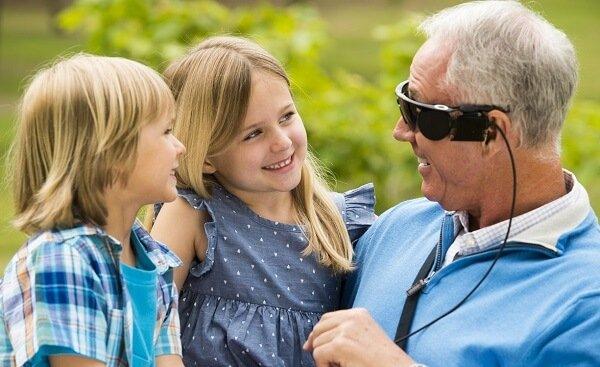 Слепой человек в доме – как облегчить ему жизнь?