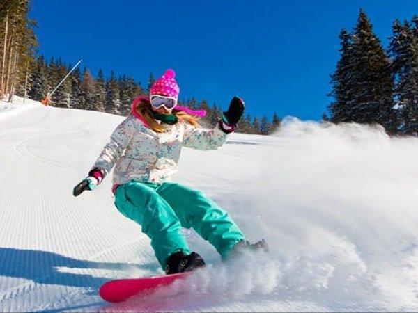 Советы начинающему сноубордисту – что нужно учесть?