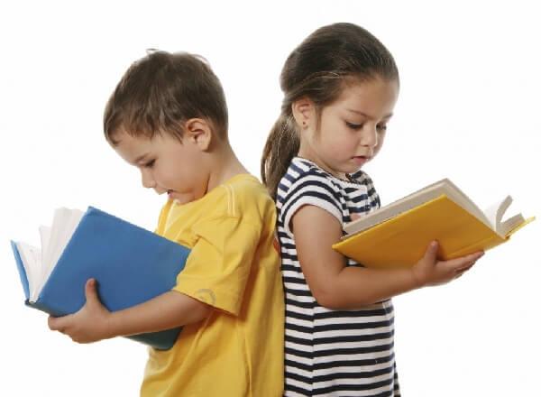 Как учить ребенка читать в 3 года