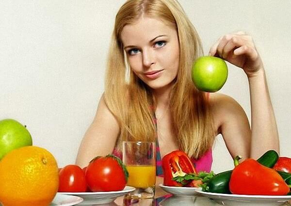 Сыроедение при похудении для женщин