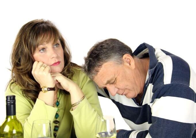 Жена алкоголика — что делать, уйти или остаться, исповедь