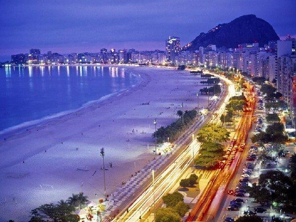 Достопримечательности Бразилии