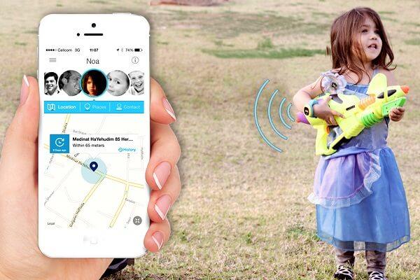 GPS часы для детей с функцией телефона и прослушкой