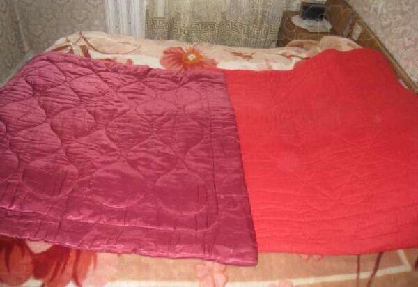 Как стирать ватное одеяло и правильно его сушить