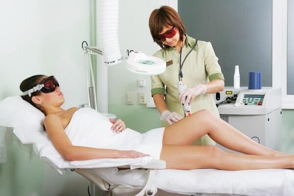 Способы удаления нежелательных волос на теле - лазерная эпиляция