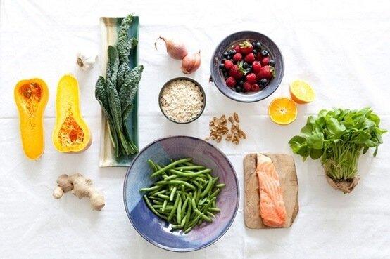 Продукты, ускоряющие метаболизм человека