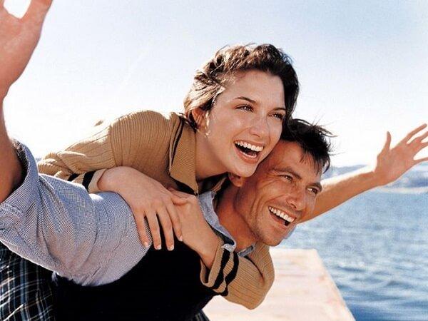 Мужское счастье в жизни отличается от цветка