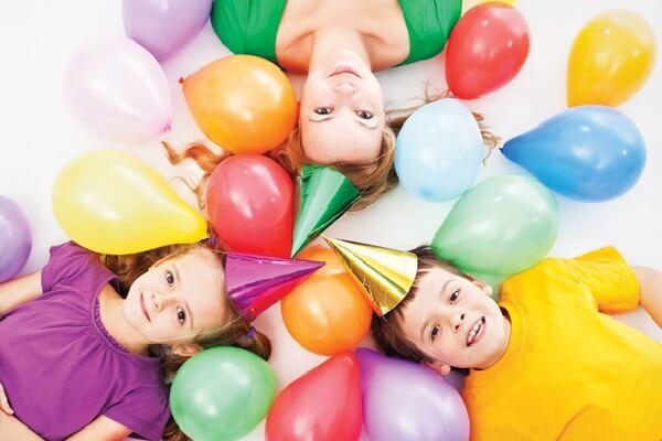 13 идей для детского праздника всей семьей