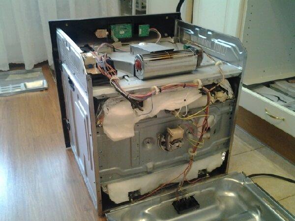 Грамотный ремонт электроплит в Екатеринбурге