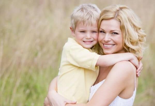 Как воспитывать мальчика матери одиночке.