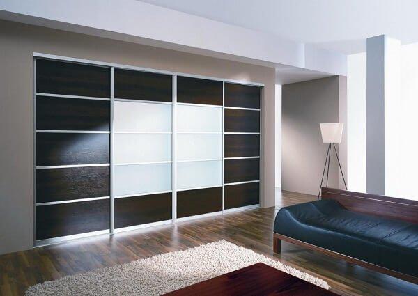 Шкаф-купе - лучшее решение для экономии пространства