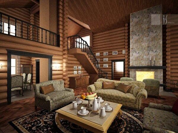 Заказываем интерьерный дизайн дома