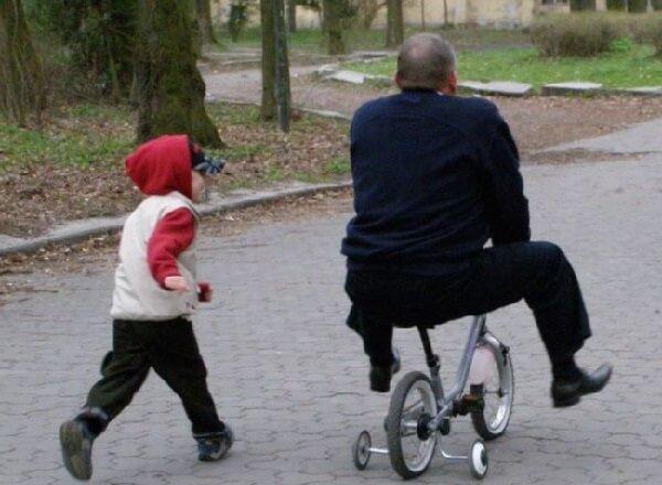 Жизнь мужчины после сорока лет меняется и начинается