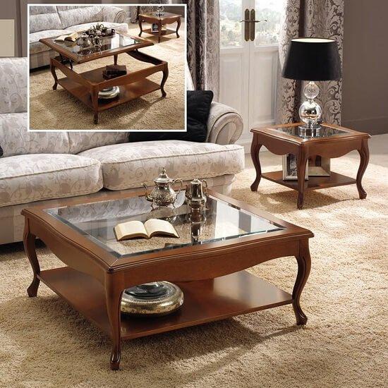 Журнальный столик для гостиной и правила выбора