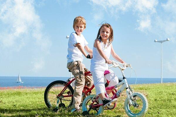 Детские велосипеды – разновидности и критерии выбора.